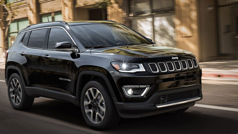 2018 Jeep Compass Jeep Compass In Paintsville Ky