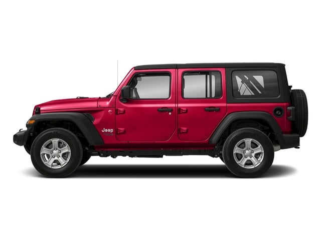 2018 Jeep WRANGLER UNLIMITED SAHARA 4X4 in Paintsville, KY ...