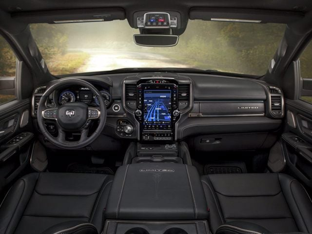 2019 Ram All New 1500 Tradesman Crew Cab 4x4 5 7